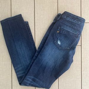 Express Rerock Jeans sz 0S